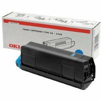 OKI toner: Cyan Toner Cartridge 1500sh f C3200 - Cyaan