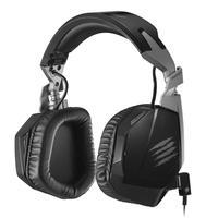Mad Catz headset: F.R.E.Q. 3 - Zwart
