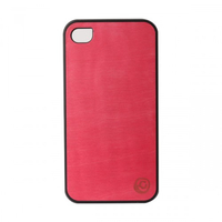 Man&Wood IS452B Mobile phone case - Roze