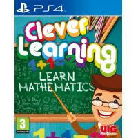 UIG Entertainment game: Clever Learning - Mathematik 1 + 2  PS4