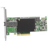 Broadcom netwerkkaart: PCIe 3.0 x8 1600Mb/s, SFP+ - Zwart, Groen, Grijs