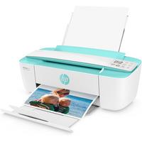HP multifunctional: DeskJet DeskJet 3730 All-in-One printer - Zwart, Cyaan, Magenta, Geel