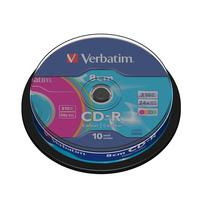 Verbatim CD: CD-R 8cm Colour