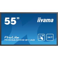 Iiyama public display: ProLite TH5565MIS-B1AG - Zwart