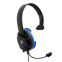 Turtle Beach , Recon Chat Headset (Zwart) PS4 Koptelefoon