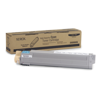Xerox toner: Cyan High-Capacity Toner Cartridge (18,000 pages*) - Cyaan