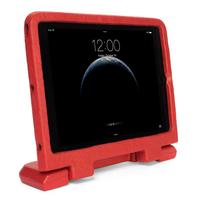 Kensington tablet case: SafeGrip Rugged Carry Case & Stand voor iPad Air (rood)