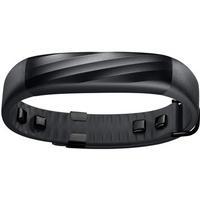 Jawbone wearable: UP3 black twist - Zwart