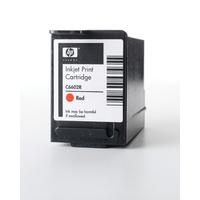 HP inktcartridge: generieke rode inktcartridge - Rood