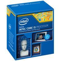 Intel processor: Core i5-4670