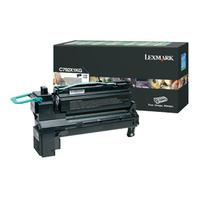 Lexmark cartridge: C792 20K zwarte retourprogramma printcartr.