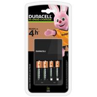 Duracell oplader: CEF14 - Zwart
