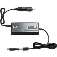 HP 90W Smart AC/Auto/Air Combo Adapter netvoeding - Zwart