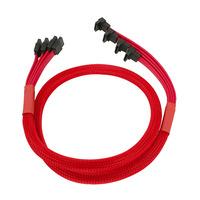 Nanoxia kabel adapter: 900300033 - Rood