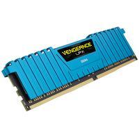 Corsair memory D4 3000 16GB C15 Corsair Ven K2 2x8GB,1,35V, VengeanceLPX blue (CMK16GX4M2B3000C15B)
