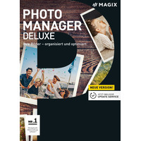 Magix Photo Manager 17 Deluxe - 1 apparaat - Engels - PC Product