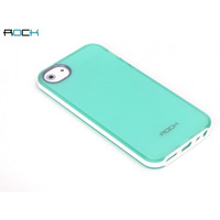 ROCK mobile phone case: Joyful Free Cover Apple iPhone 5/5S Green - Groen