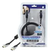 HQ HDMI kabel: SS5560-1.5 - Grijs