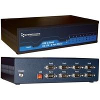 Brainboxes interfaceadapter: 8 Port RS232 USB to Serial adapter