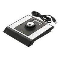 Axis T8313 Input device - Zwart, Wit