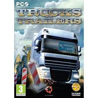 PC DVD Trucks & Trailers