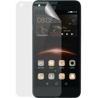 Azuri screen protector: Ultra Clear duo screen protector voor Huawei Y5 II - Transparant