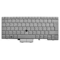 HP toetsenbord: Keyboard with pointing stick for use in Saudi Arabia (includes two buttons and two cables) - Zilver