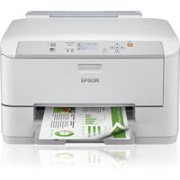 Epson inkjet printer: WorkForce Pro WF-5110DW - Zwart, Cyaan, Magenta, Geel