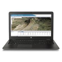 HP laptop: ZBook ZBook 15u G3 mobiel workstation (ENERGY STAR), bundel - Zwart