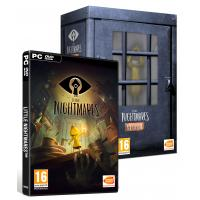 Namco Bandai Games game: Little Nightmares (Six Edition)  PC