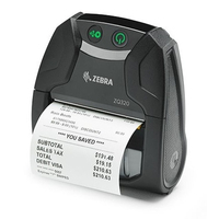 Zebra labelprinter: ZQ320 - Zwart
