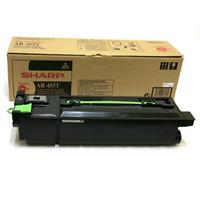 Sharp cartridge: AR-455T - Zwart