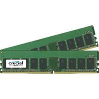 Crucial RAM-geheugen: 32GB 16GBx2 DDR4