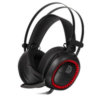 Tt eSPORTS Shock Pro RGB 7.1 headset - Zwart
