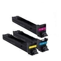 Konica Minolta cartridge: Toner Value Pack (C/M/Y) - Cyaan, Magenta, Geel