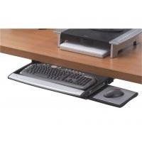 Fellowes Deluxe Keyboard Drawer w/Soft touch Wrist Rest accessoire