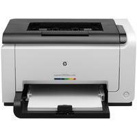 HP laserprinter: LaserJet Pro Color CP1025 - Zwart, Cyaan, Geel, Magenta