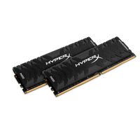 HyperX RAM-geheugen: Predator 8GB 3200MHz DDR4 Kit - Zwart