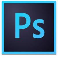 Adobe grafische software: Photoshop CC - Engels - 1 jaar