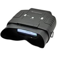 Bresser Optics verrrekijker: CMOS Color, 6x Digital Zoom, 100m IR, FC, 145x185x55mm, 680g, Black - Zwart