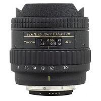 Tokina camera lens: AT-X 107 AF DX - Zwart