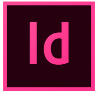 Adobe InDesign CC Software licentie