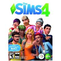 Electronic Arts game: The Sims 4, PC