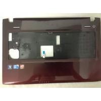 Samsung notebook reserve-onderdeel: Top Case, Red - Zwart, Rood