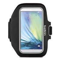 Belkin SportFit Plus Armband Samsung Galaxy S6 Zwart