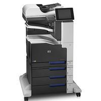 HP multifunctional: LaserJet M775z - Zwart, Cyaan, Magenta, Geel