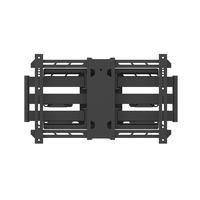 Multibrackets montagehaak: M Universal Flexarm Pro 125Kg Super Duty - Zwart