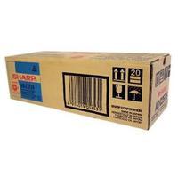 Sharp toner: Toner Cyan, Standard Capacity, 4000 pages, 1-pack - Cyaan