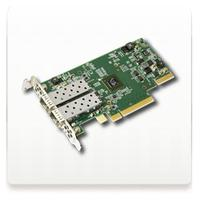 Solarflare Communications kabel adapter: Dual-Port 10GbE PCIe 3.0 Server I/O Adapter - Zilver
