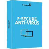 F-SECURE software: Anti-Virus